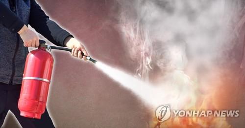 11일째 건조주의보 부산서 화재 잇따라 주의(종합)