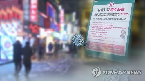 서울 용산구, 핼러윈데이 앞두고 코로나19 방역 강화