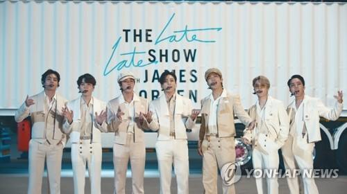 방탄소년단, 한국어 곡으로 빌보드 싱글차트 첫 정상(종합2보)