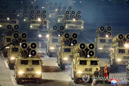 S. Korea to boost capabilities to counter N.K. missile threats: defense ministry
