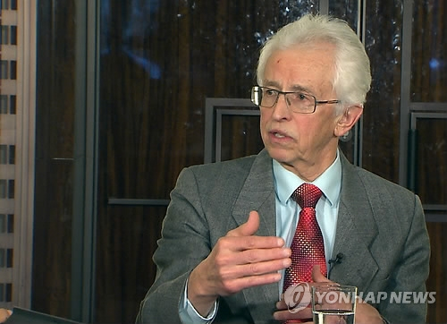 N.K. capable of building 7 bombs a year, likely to build nuclear ICBM reaching U.S. in decade: Hecker - 1