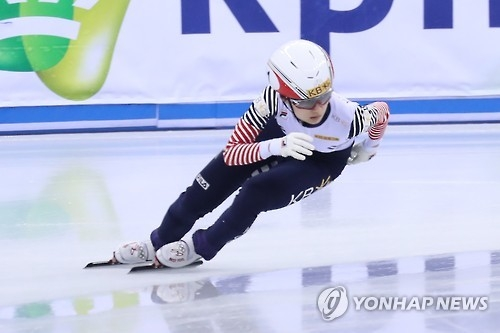 (Yonhap Feature) S. Korean short trackers on right track for Olympics on home ice