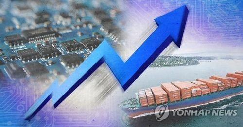 S. Korean economy on recovery track thanks to exports: gov't report - 1