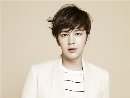 This photo provided by Tree J Company shows actor Jang Keun-suk. (Yonhap)