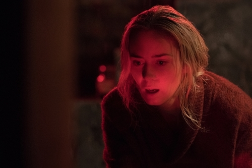 "A still from ""A Quiet Place"" (Yonhap)"