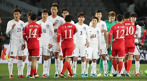 S  Korea reluctant to form unified football team with N K