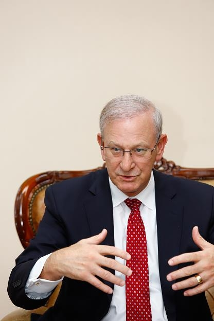 This photo shows Thomas Hoenig, former vice-chairman of the U.S. Federal Deposit Insurance Corp. (Yonhap)