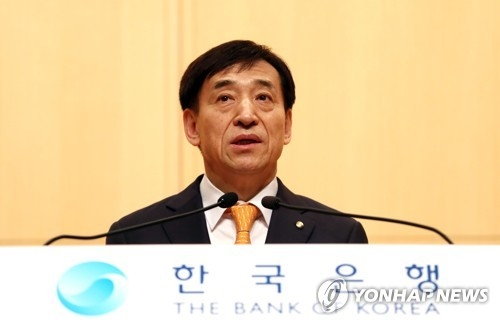 (LEAD) BOK chief restates his determination to maintain accommodative monetary policy