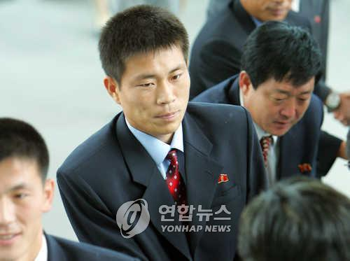 N. Korea appoints 35-year-old head coach for men's football team