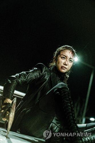 Korean film 'The Villainess' to be made into U.S. TV series