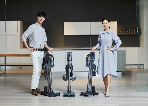 Samsung presents premium cordless vacuum cleaner