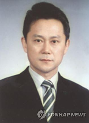 This photo provided by Kumho Tire Co., shows the company's new chief executive officer, Jeon Dae-jin. (Yonhap)