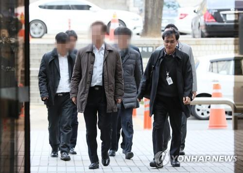 Court reviews request of arrest warrants for 4 SK officials in humidifier cleaner scandal