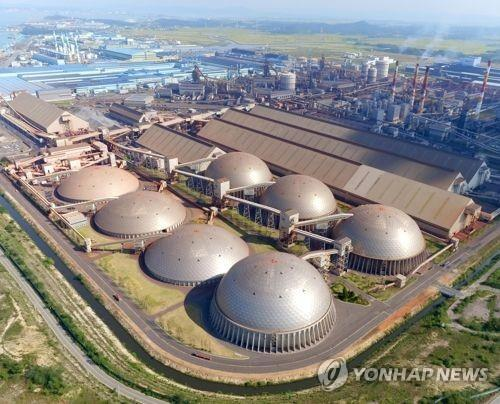 Hyundai Steel to spend 530 bln won to reduce environmentally harmful emissions