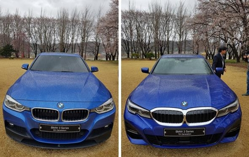 (LEAD) BMW shoots for rebound in S. Korea sales with new 3 Series