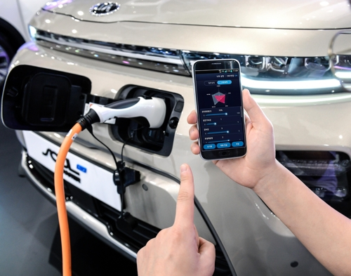Hyundai develops mobile EV tune-up technology