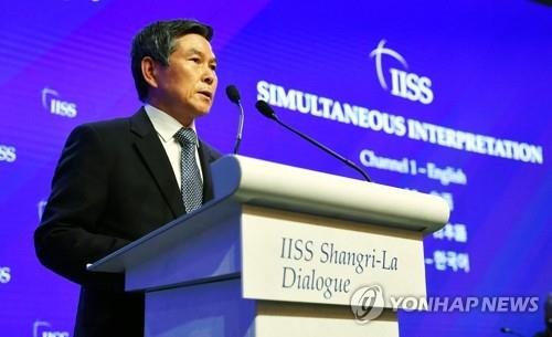 (LEAD) Assessments of N.K. missiles differ between defense chiefs of S. Korea, U.S., Japan