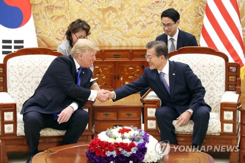 Trump set for trip to S. Korea this weekend