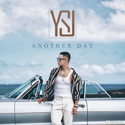 "The cover of Steve Yoo's latest album ""Another Day"" (Yonhap)"