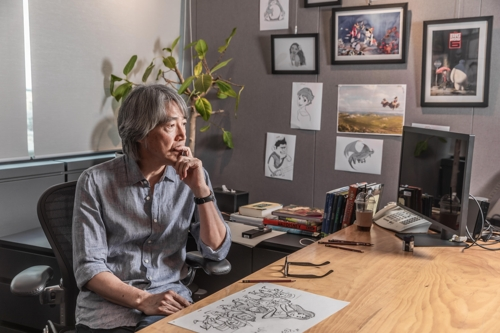 (Yonhap Interview) Ex-Disney animator fulfills long-held wish by working on Korean animation film
