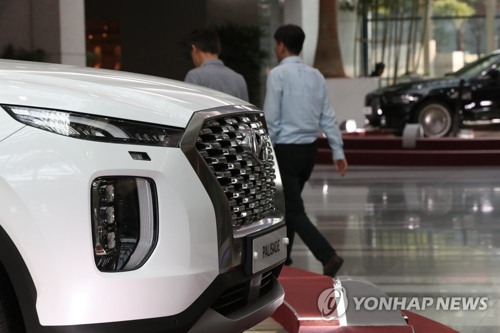 (3rd LD) Hyundai Q2 net jumps 23 pct on weak currency, new models