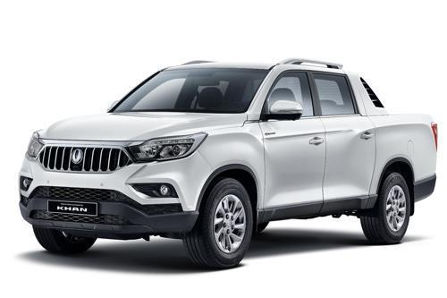 SsangYong Motor's July sales dip 17 pct on weak demand