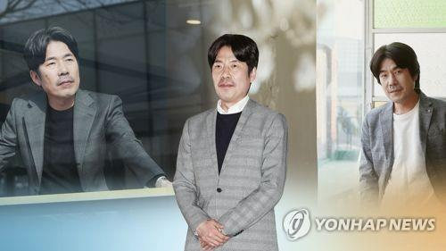 These file photos show actor Oh Dal-soo. (Yonhap)