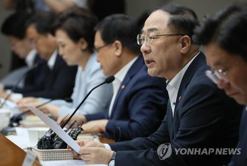 S. Korea to invest 4.7 tln won in innovative sectors