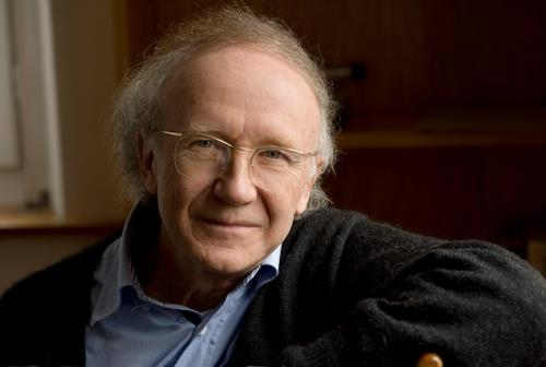 This photo, provided by the Isang Yun Peace Foundation, shows Swiss composer and oboist Heinz Holliger. (PHOTO NOT FOR SALE) (Yonhap)