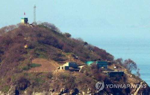 S. Korea keeps close tabs on N.K. moves on Hambak Island: minister