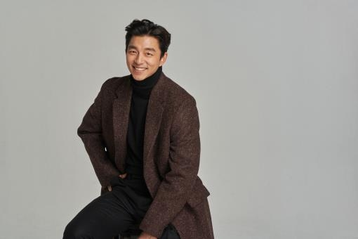 This image provided by Management Soop shows actor Gong Yoo. (PHOTO NOT FOR SALE) (Yonhap)