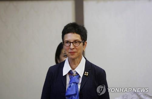 "(Yonhap Interview) U.N. official urges action to address ""grim"" N.K. food crisis"