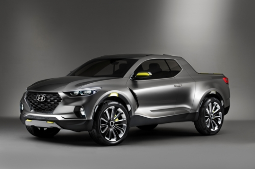 Hyundai to build Santa Cruz in U.S. in 2021