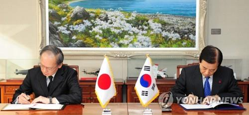 First military pact between S. Korea, Japan pulled from brink of expiry