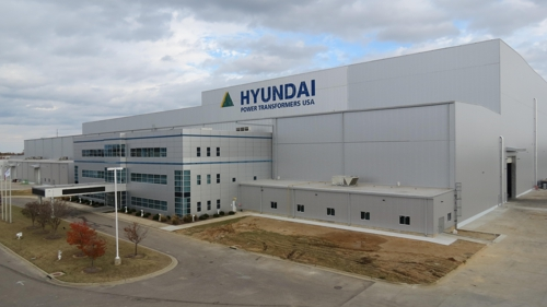 (LEAD) Hyundai Electric targets US$200 mln in U.S. sales next year