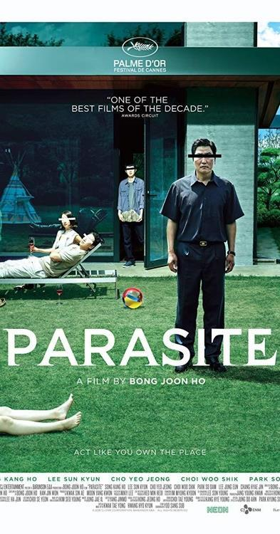 'Parasite' named best picture by U.S. Nat'l Society of Film Critics