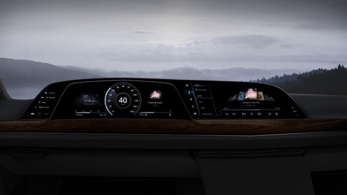 LG to supply digital cockpit system for Cadillac Escalade