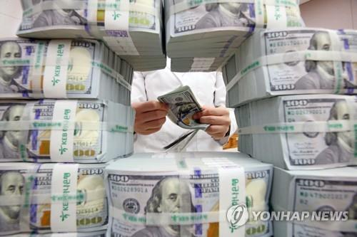 Foreign currency deposits slightly fall in January - 1