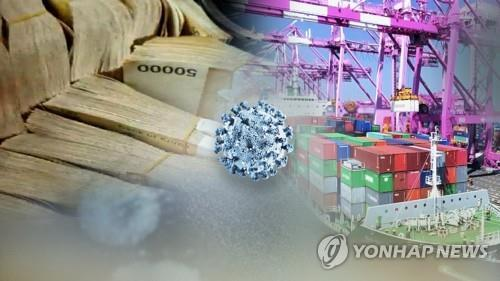 (2nd LD) Korea's exports sink 27 pct in first 20 days of April over virus pandemic - 1