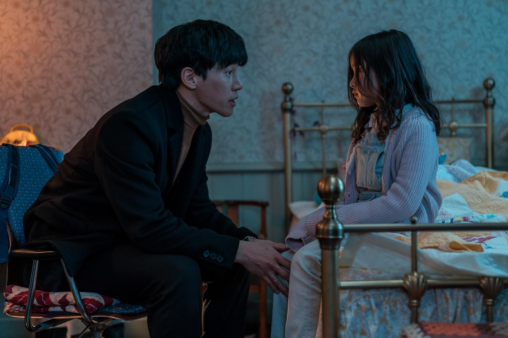 "A scene from ""Intruder"" by Acemaker Movieworks, provided by the company (PHOTO NOT FOR SALE) (Yonhap)"