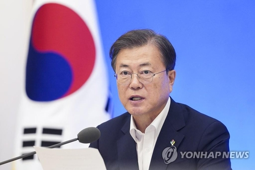 (LEAD) Moon orders review of plan for disease control system reform