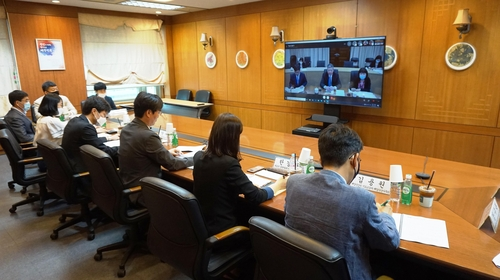 S. Korea, China hold video talks on fisheries cooperation