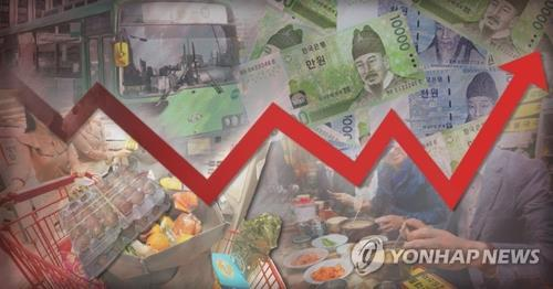 (2nd LD) S. Korea's annual inflation unchanged in June amid pandemic - 1