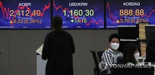 Seoul shares to move in tight range in coming week: analysts