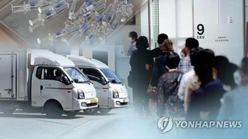 (LEAD) S. Korea slightly revises down number of people injected with mishandled flu vaccines - 1
