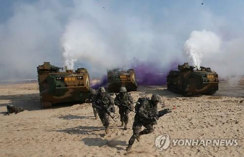 S. Korea to launch annual defense drill to deter N. Korea