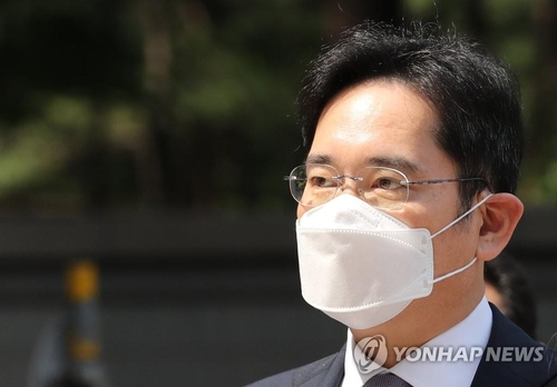 A file photo of Lee Jae-yong, vice chairman of Samsung Electronics Co. (Yonhap)