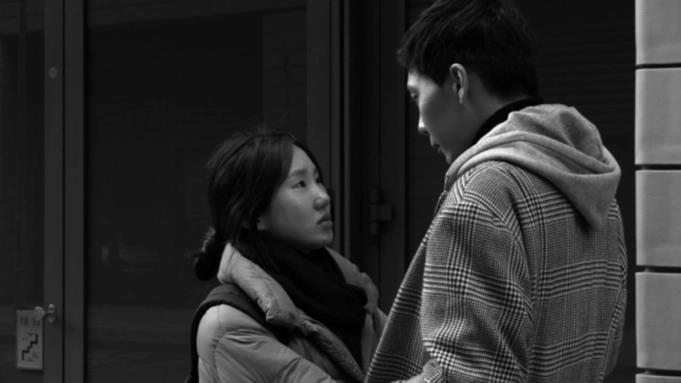 "This image from the homepage of the 71st Berlin International Film Festival shows a scene from ""Introduction."" (PHOTO NOT FOR SALE) (Yonhap)"