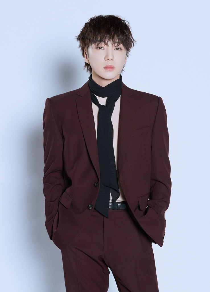 This photo, provided by YG Entertainment, shows Seungyoon of K-pop boy band WINNER. (PHOTO NOT FOR SALE) (Yonhap)