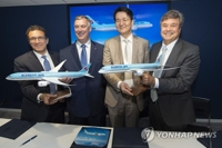 Korean Air commande 30 Boeing 787 au Salon du Bourget